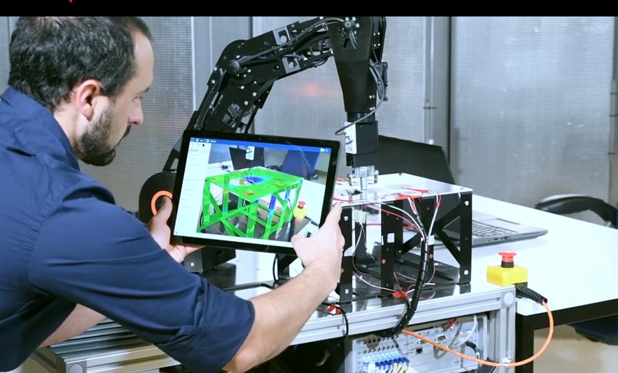 Smart Virtual Sensors in action