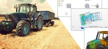 heavy equipment thermal management co-simulation