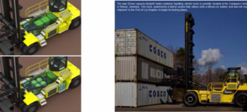 [Hyster Yale] How to convert a conventional 120-ton GW lift truck into an electric vehicle?
