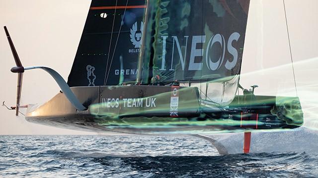 INEOS Boat