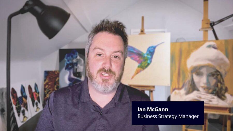 Ian McGann - xDT @ Realize LIVE