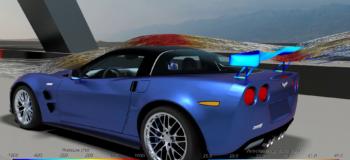 Vehicle aerodynamics CFD simulation in Simcenter STAR-CCM+