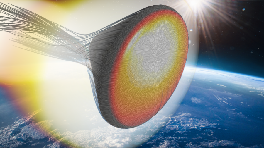 Apollo Reentry Hypersonic CFD