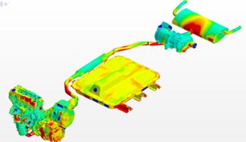 3D model for Changan