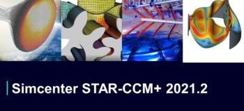 Simcenter STAR-CCM+ 2021.2