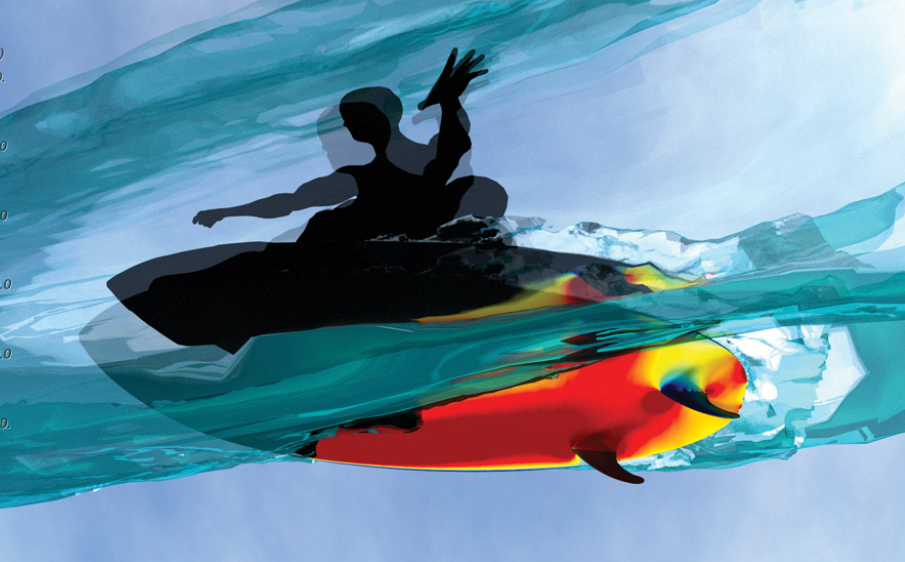 Simcenter Surfing Simulation