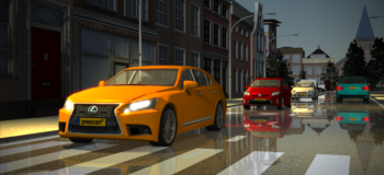 Prescan simulation platform for developing and validating automated vehicles