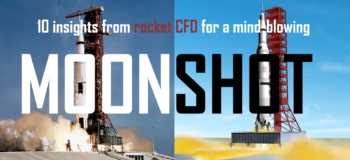 10 insights from rocket CFD for a mind-blowing moonshot