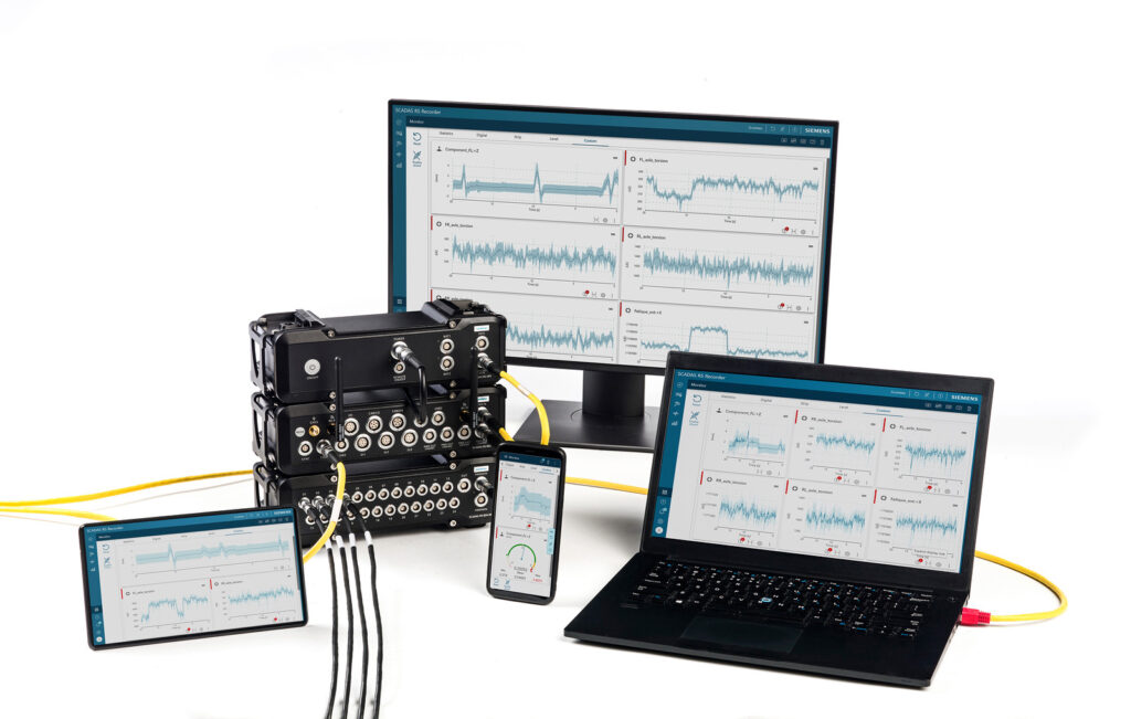 Productive testing in harsh environments with the new Simcenter SCADAS RS