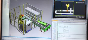 Siemens & JR Automation featured in Automation World: Virtual Commissioning of a Robotic Cell