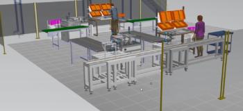How Digital Twins Help Scale Up Industrial Robotics AI