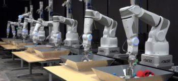 Part 2: How Digital Twins Help Scale Up Industrial Robotics AI