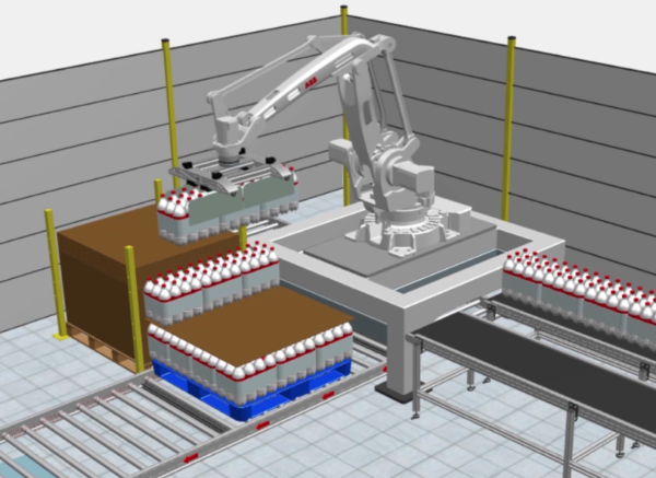 SimuLite conveyer systems