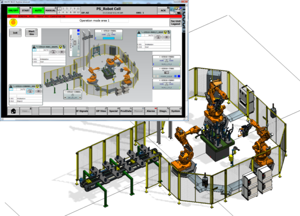 Process Simulate Virtual Commissioning Lite