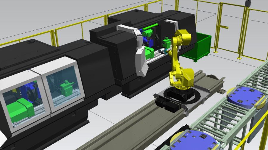 Factory Digital Twin