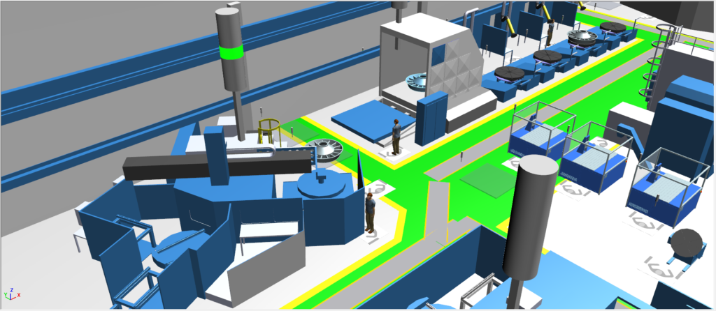 GKN 3D Plant Visualization