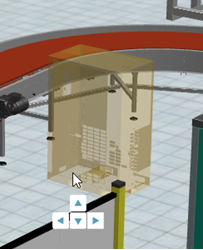 drag and drop components on simulite