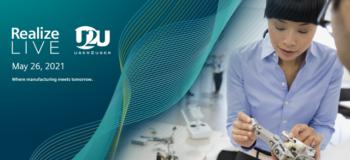 Realize Live + U2U 2021: Digital Manufacturing Experience | Tecnomatix
