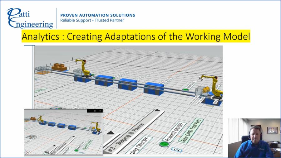 Patti Engineering - Production Simulation
