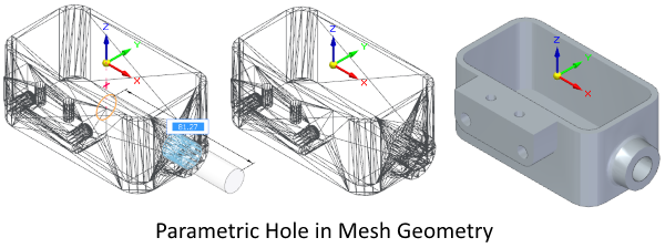 Parametric Hole In Mesh Geometry.png