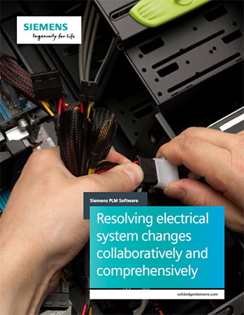 Blurring the lines between electrical and mechanical design