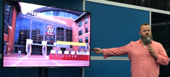 Solid Edge Augmented Reality debuts at Realize Live