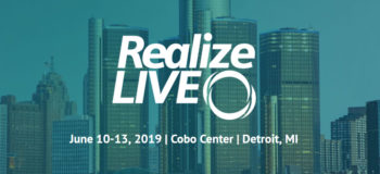 Sneak Peek of Sessions at Realize LIVE