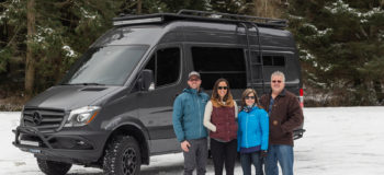 Momentum Vans: The Wright Family