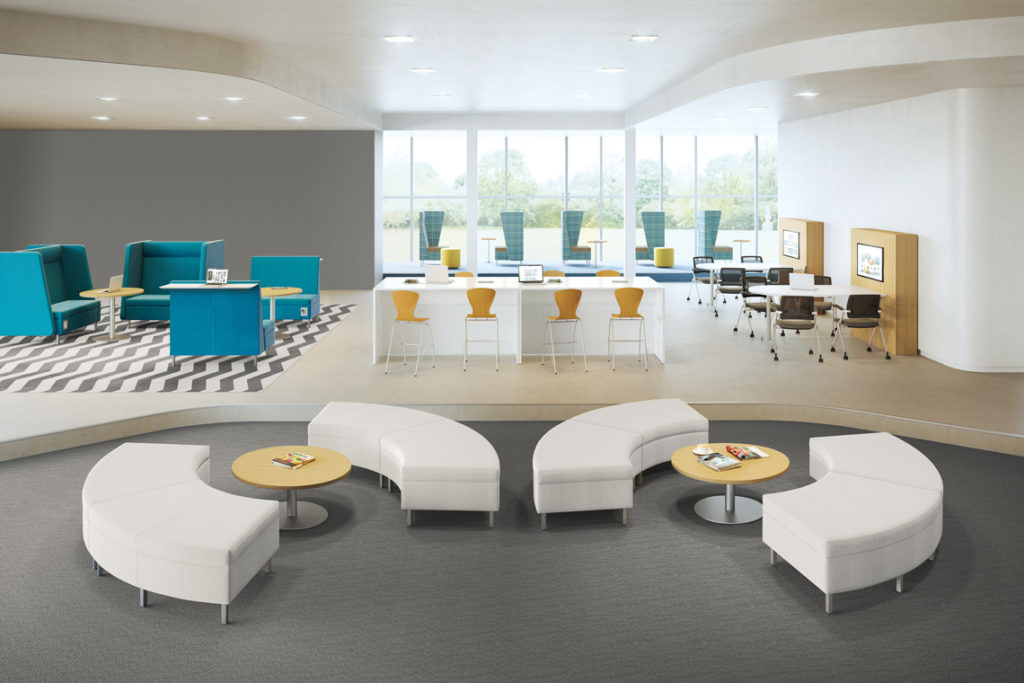 3D Rendering by Kimball International