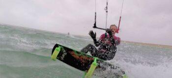 Startup Spotlight: Forty1 Kitesurfing
