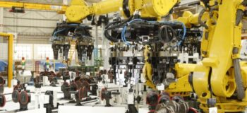 Designing large scale automation and robotic systems using Solid Edge