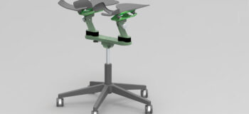 <b>Solid Edge Startup Spotlight:</b> Flying through virtual worlds with a chair - Patrik Künzler from Limbic Life
