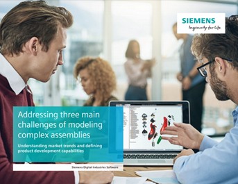 Addressing three main challenges of modeling complex assemblies