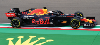 Helping Red Bull Racing Achieve Efficiency, Consistency, and Cost-effectiveness